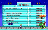 Commander Keen: Aliens Ate My Babysitter! DOS Screen of the Keenest! (EGA)
