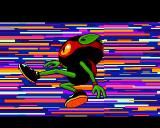 Zool Amiga Starting sequence (AGA version only)