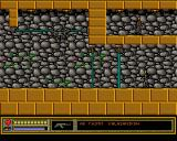 The Last Soldier Amiga Beam barriers