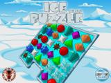 Ice Puzzle Deluxe Windows Title screen