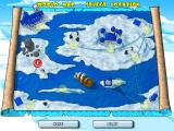 Ice Puzzle Deluxe Windows World map in quest mode