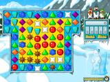 Ice Puzzle Deluxe Windows Move a column in order to create a group of same crystals