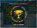 Ice Puzzle Deluxe Windows Trophy that I won