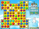 Ice Puzzle Deluxe Windows Start level three in quest game
