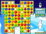 Ice Puzzle Deluxe Windows Start level four in quest game