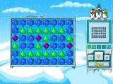 Ice Puzzle Deluxe Windows Level two in logic mode