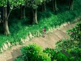 Tales of Destiny II PlayStation The first dungeon-like area - a simple forest