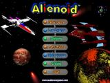 Alienoid Windows Menu