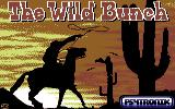The Wild Bunch Commodore 64 Loading Screen.