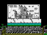Kung Fu Knights ZX Spectrum Map