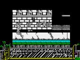 Kung Fu Knights ZX Spectrum Throw arrow