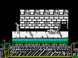Kung Fu Knights ZX Spectrum Crocodile