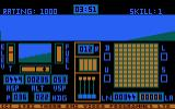 Jumbo Jet Pilot Atari 8-bit In the air