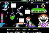 Creative Contraptions Apple II Feed the hungry dude