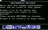 Creative Contraptions Commodore 64 Consulting the mechanism tutorial