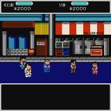 River City Ransom Sharp X68000 Two player game