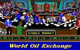 Oil Barons DOS Let's play the market