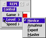 Computerized Repeat OS/2 Four different difficulty levels are available.