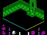 Head Over Heels ZX Spectrum Time to little leap of faith