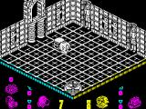 Head Over Heels ZX Spectrum spring to jump