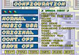 Fantasy Zone Sharp X68000 Configuration