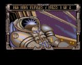 Laser Squad Amiga Intro art to moonbase level