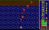 "Mission Genocide Atari ST ... ""Fruitland"". After some asteroids suddenly some strawberries attack. Well..."