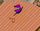 Märchen Maze Sharp X68000 Purple-cloaked witch Miyasha is the boss of the first round