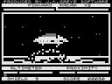 3D Defender ZX81 Blast the alien.
