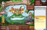Jungle Gin Browser Title screen.