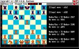 Chess 2.0 Amiga Taking the pawn