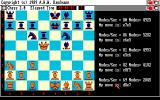 Chess 2.0 Amiga Battling queens