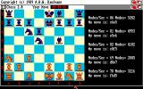 Chess 2.0 Amiga Alas, the queen is lost