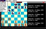 Chess 2.0 Amiga Main menu