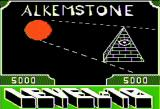 Alkemstone Apple II ...with this subliminal message flashing on and off. Conspiracy!