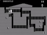Forty Niner ZX81 I got killed by a rat