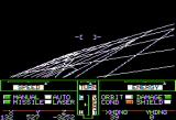 Space Vikings Apple II Establishing orbit - atmospheric reentry initiated...
