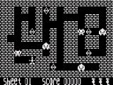 Dans Revenge ZX81 Starting out with the first level