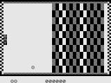 Breakout 3 ZX81 Start of the game.