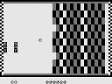 Breakout 3 ZX81 Playing with two bats.