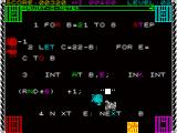 Micro Mouse Goes De-bugging ZX Spectrum Getting knocked out