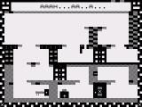 Yoogor ZX81 I'm falling - without potion I would die here