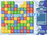 Penguin Puzzle Windows The bonus level. Simply click on groups of same-coloured tiles to make them disappear. Bonuses for groups of seven or more and for clearing them all