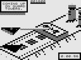 City of Xon! ZX81 Shooting your disruptor.