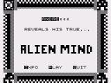 Alien Mind ZX81 Title screen (English)