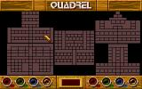 Quadrel Atari ST Two-player layout selection.