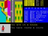 City of Death ZX Spectrum Go to house