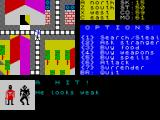 City of Death ZX Spectrum Finish him!