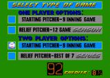 Relief Pitcher Arcade Type of game.