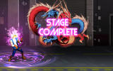 Double Dragon Neon Windows Stage complete